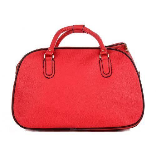 683d67ea5bf78 Or amp mi Średnie torby podróżne czerwone (kolory) (Or Mi) - sklep ...