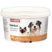 Beaphar salvikal preparat mineralno - witaminowy z drożdżami dla psów i kotów 250 g