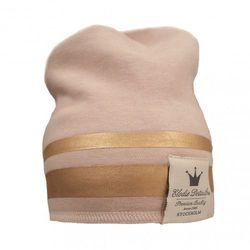 - czapka gilded pink, 12-24 m-ce marki Elodie details
