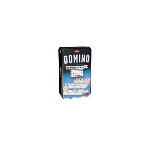 Domino dziewiątkowe w puszce marki Tactic