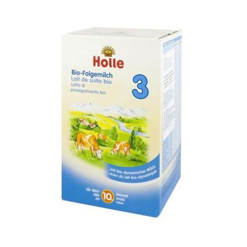 Holle 3 600g mleko następne dla dzieci od 10 miesiąca w proszku bio