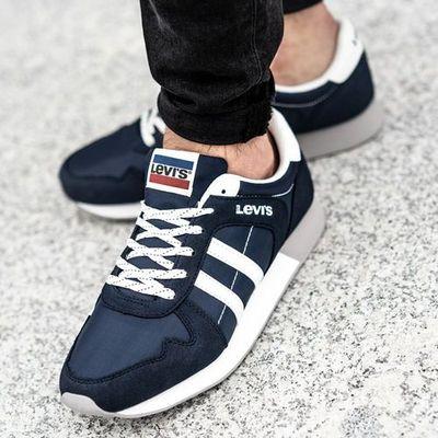 Męskie obuwie sportowe Levi's Sneaker Peeker