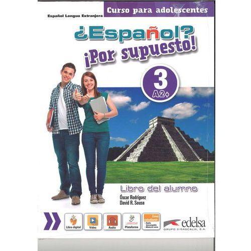 Espanol por supuesto 3-A2+ podręcznik (96 str.)