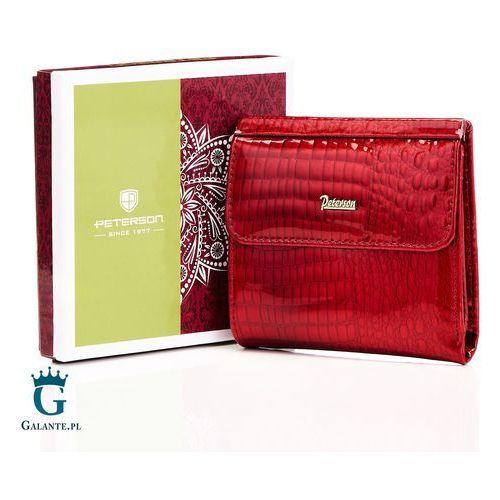 7b65574dc1b8e Luxury objects 03-2306-01 portfel skórzany damski - czarny (Genevian ...