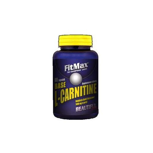 Fitamax base l-carnitine - 60 kaps Fitmax