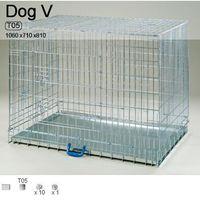 Inter-Zoo Dog 5 klatka metalowa dla dużego psa