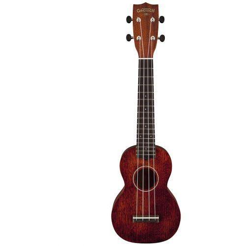 g9100-l ukulele sopranowe z pokrowcem marki Gretsch