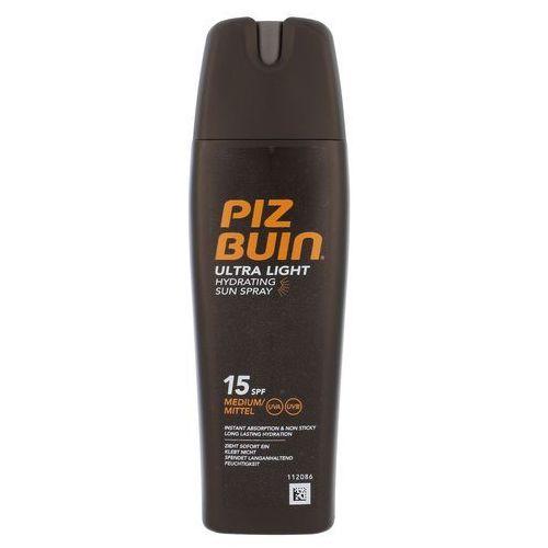 Piz buin in sun spray spf15 200ml w opalanie - Bombowy upust