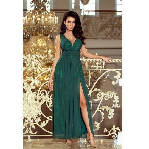 b9d8bf346a0885 ... Numoco Sukienka model 166-5 green - Galeria Numoco Sukienka model 166-5  green ...