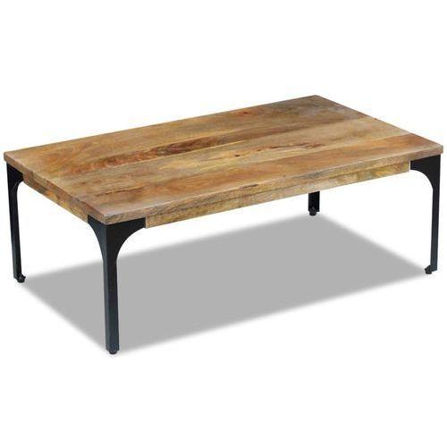 Stolik Kawowy Z Drewna Mango 100x60x35 Cm Vidaxl Ceny Z