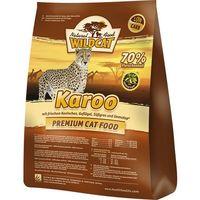karoo królik ze świeżym drobiem i ziołami 500g marki Wildcat