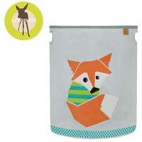 Lassig  casual label - pojemnik kosz na zabawki little tree lis