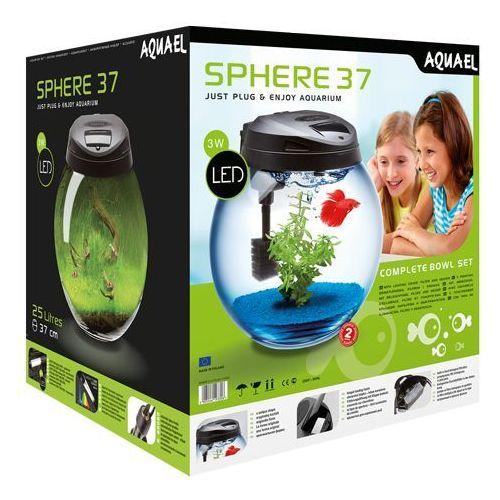 kompletny zestaw akwariowy sphere 37 dostawa gratis od 99 zł + super okazje marki Aquael