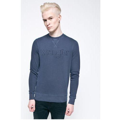 2977c1b5 Bluza, kolor niebieski (Wrangler)