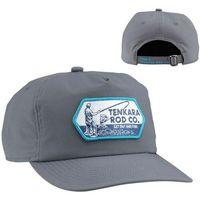 czapka z daszkiem COAL - The Sawtooth Cap Grey (01)