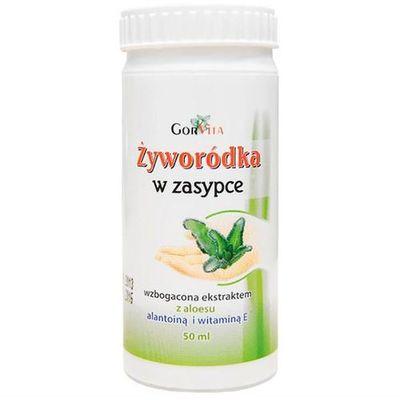 Leki na żylaki GORVITA biogo.pl - tylko natura