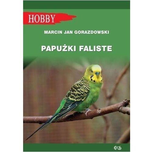 Papużki faliste (wyd. 2020), oprawa broszurowa