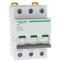 Schneider electric Rozłącznik izolacyjny modułowy isw 3p 100a 415vac a9s65391  (3606480531149)