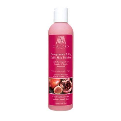Pomegranate & fig daily skin polisher peeling do dłoni z figą i granatem (240 ml) Cuccio