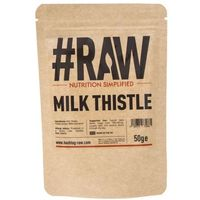 RAW Ultra Milk Thistle (Ostropest plamisty) - 50 g