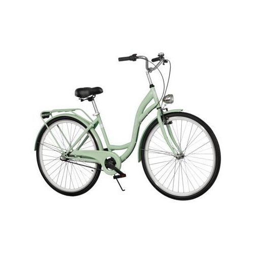 Dawstar Rower DAWSTAR Citybike S3B Miętowy + DARMOWY TRANSPORT! + Zamów z DOSTAWĄ JUTRO! + Zagwarantuj sobie dostawę przed Świętami!
