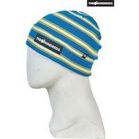 czapka zimowa 686 - The Hundreds Beanie Blue Stripes (BLU)