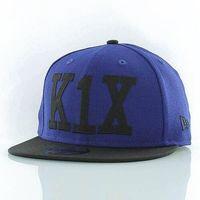 czapka z daszkiem K1X - Simple Type 59/50 Ultrablue/Black (4021)