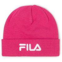 Czapka FILA - Leniar Logo 686035 Pink Yarrow A163