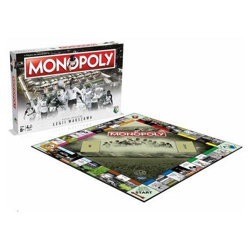 Winning moves Monopoly legia warszawa
