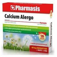 Tabletki Calcium Alergo x 16 tabletek musujących