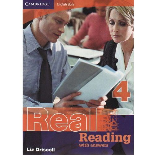 Cambridge English Skills Real Reading 4 Paperback with Answers (2008)