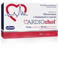 OLIMP Cardiochol tabl.powl. 30 tabl. (5901330045844)
