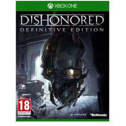 Bethesda softworks Dishonored definitive edition gra xbox one cenega
