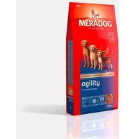 Meradog high premium care Duże opakowanie mera dog + piłka tpr z piszczałką gratis! - high premium agility (4025877512506)