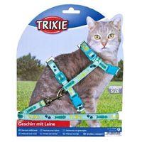 Trixie  szelki dla kota z motywem 22-36 cm/10 mm