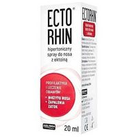 Ectorhin hipertoniczny spray do nosa 20ml