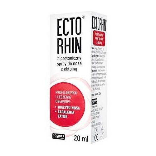 Ectorhin hipertoniczny spray do nosa 20ml