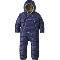 Patagonia Infant Hi-Loft Down Sweater warstwa środkowa Dzieci niebieski 18 miesięcy 2018 Bluzy z kapturem