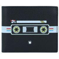 Montblanc Meisterstück Soft Grain Mix Tapes Portfel skórzany11 cm schwarz ZAPISZ SIĘ DO NASZEGO NEWSLETTERA, A OTRZYMASZ VOUCHER Z 15% ZNIŻKĄ
