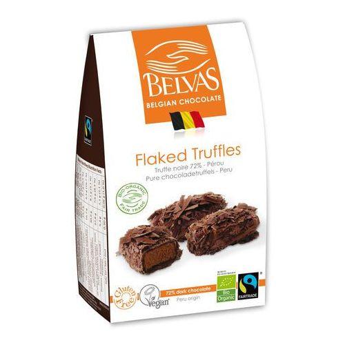 Czekoladki truffle gorzka czekolada BIO 100g. - BELVAS