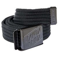 pasek SANTA CRUZ - Tyre Belt Black (BLACK)