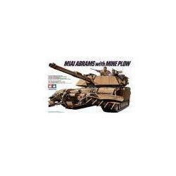 M1A1 Abrams W/Mine Plow
