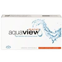 Interojo Aquaview moist 2 weeks 6 szt.