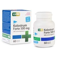 Kapsułki Kolostrum Forte kaps. 0,5 g 60 kaps.