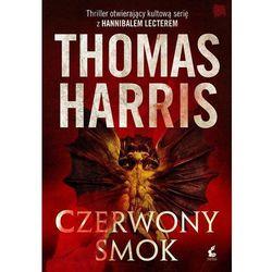 Książki horrory i thrillery  Harris Thomas InBook.pl