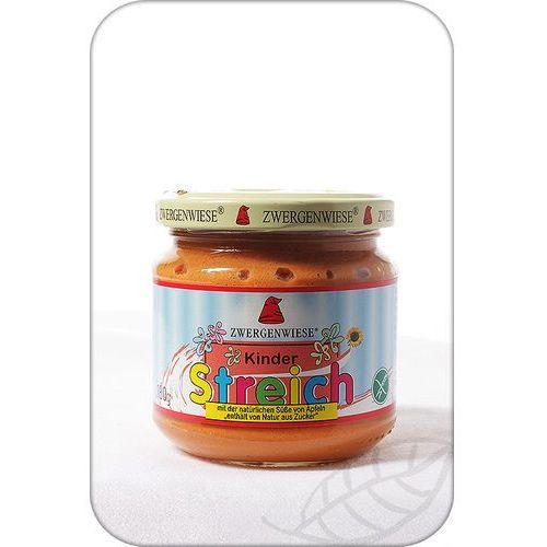 Zwergenwiese : pasta słonecznikowa dla dzieci bez cukru bio - 180 g