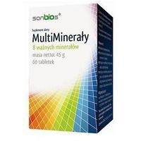 Tabletki MultiMinerały x 60 tabletek
