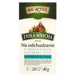 Ziołowa herbata  Big-Active bdsklep.pl