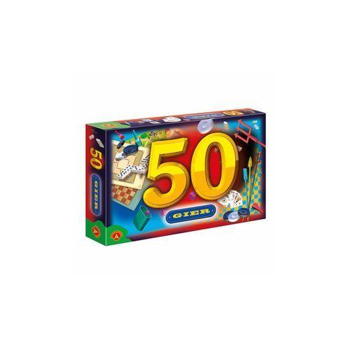 Alexander Gra planszowa świat 50 gier