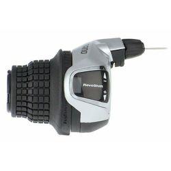 Dźwignia przerzutki lewa revo shifter sl-rs45 3-rzędowa index marki Shimano